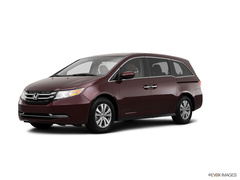 2014 Honda Odyssey EX-L with DVD VAN