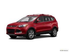 2015 Ford Escape TITANIUM 4X4 SUV