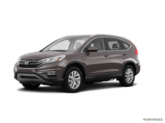2015 Honda CR-V EX-L AWD with NAVIGATION SUV