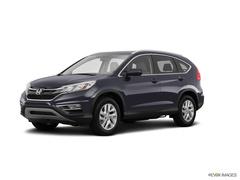 2015 Honda CR-V EX-L AWD SUV