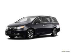2016 Honda Odyssey TOURING ELITE VAN