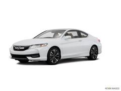 2016 Honda Accord EX-L Coupe