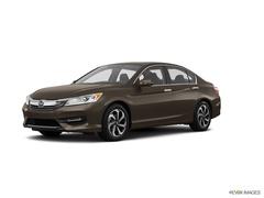 2017 Honda Accord 2.4 L4 EX CVT