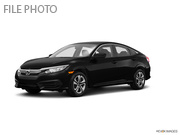 2017 Honda Civic 2.0 L4 LX CVT Sedan