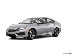 2017 Honda Civic 1.5T L4 EX CVT