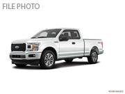2018 Ford F-150 F150 4X2 SUPERCAB SuperCab Styleside