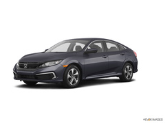 2019 Honda Civic 2.0 L4 LX 6SP