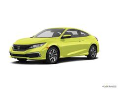 2019 Honda Civic 2.0 L4 LX CVT
