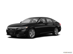 2019 Honda Accord 1.5T L4 LX CVT