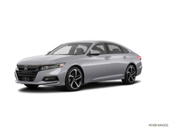 2019 Honda Accord 1.5T L4 SPORT 6SP
