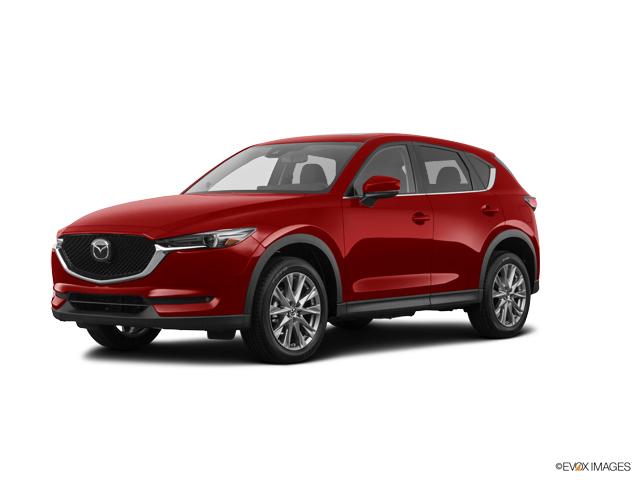 New 2020 Mazda CX-5 GR TOURING AUTO