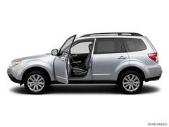 2012 Subaru Forester 2.5X MT SUV