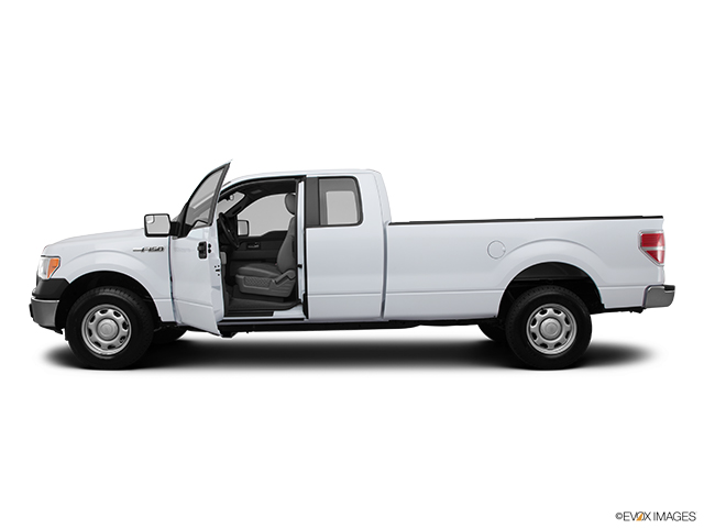 2012 Ford F-150 Truck SUPERCAB 4X4 ST