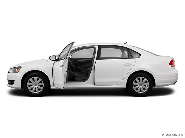 2013 Volkswagen Passat Sedan 2.5L S