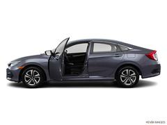 2016 Honda Civic CVT LX