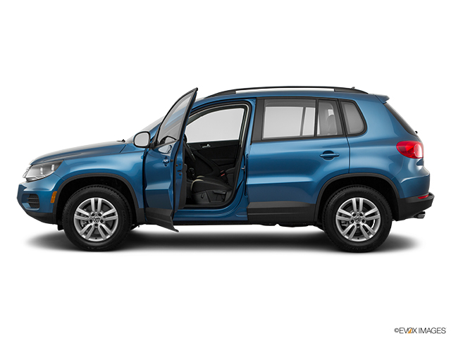 2017 Volkswagen Tiguan Limited SUV/Crossover LIMITED 2.0T 4MOTION