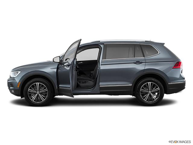 2018 Volkswagen Tiguan SUV/Crossover 2.0 TSI SEL  8SP