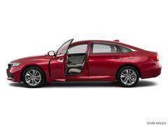 2019 Honda Accord 1.5T L4 LX CVT