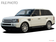 2006 Land Rover Range Rover Sport HSE Sport Utility