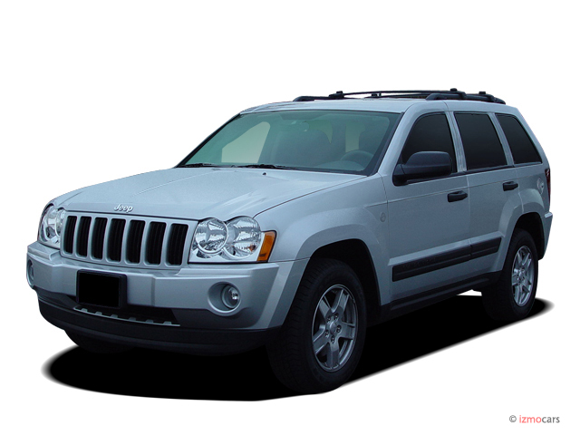 RPMWired.com car search / 2007 Jeep Grand Cherokee