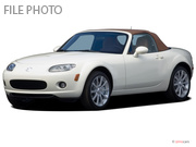 2007 Mazda MX-5 Touring Convertible