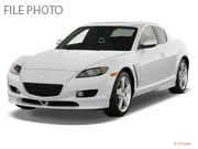 2008 Mazda RX-8 40th Anniversary Edition Coupe