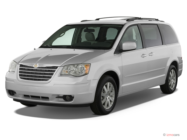 RPMWired.com car search / 2009 Chrysler Town & Country