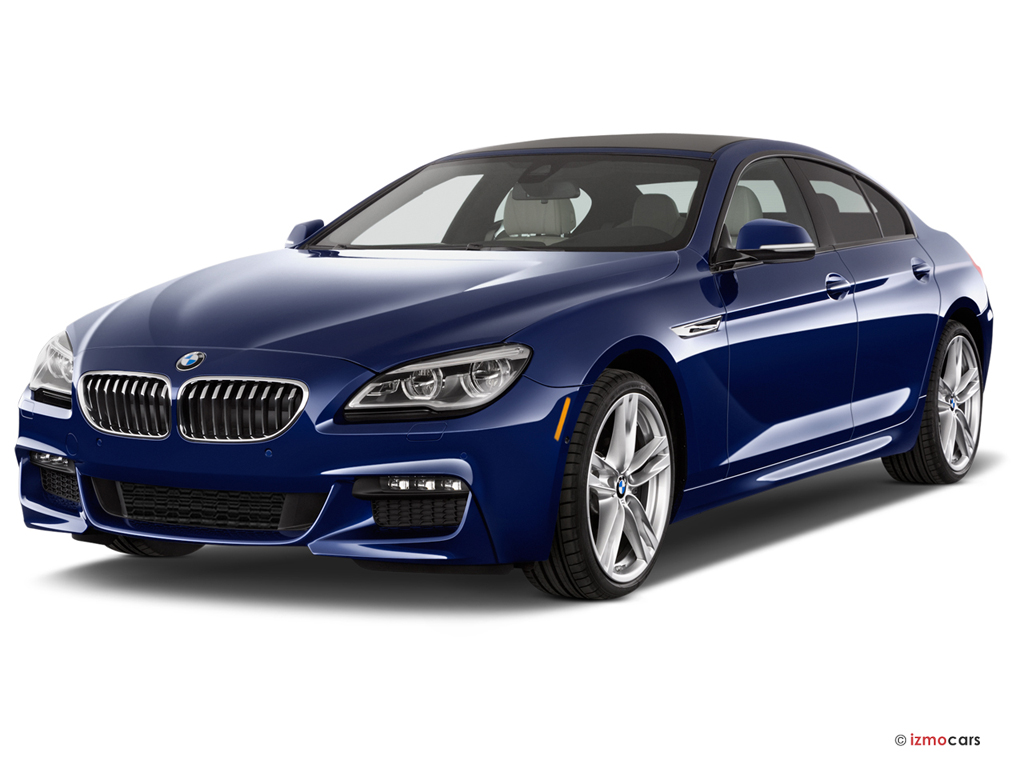 2017 BMW 640 Gran Coupe
