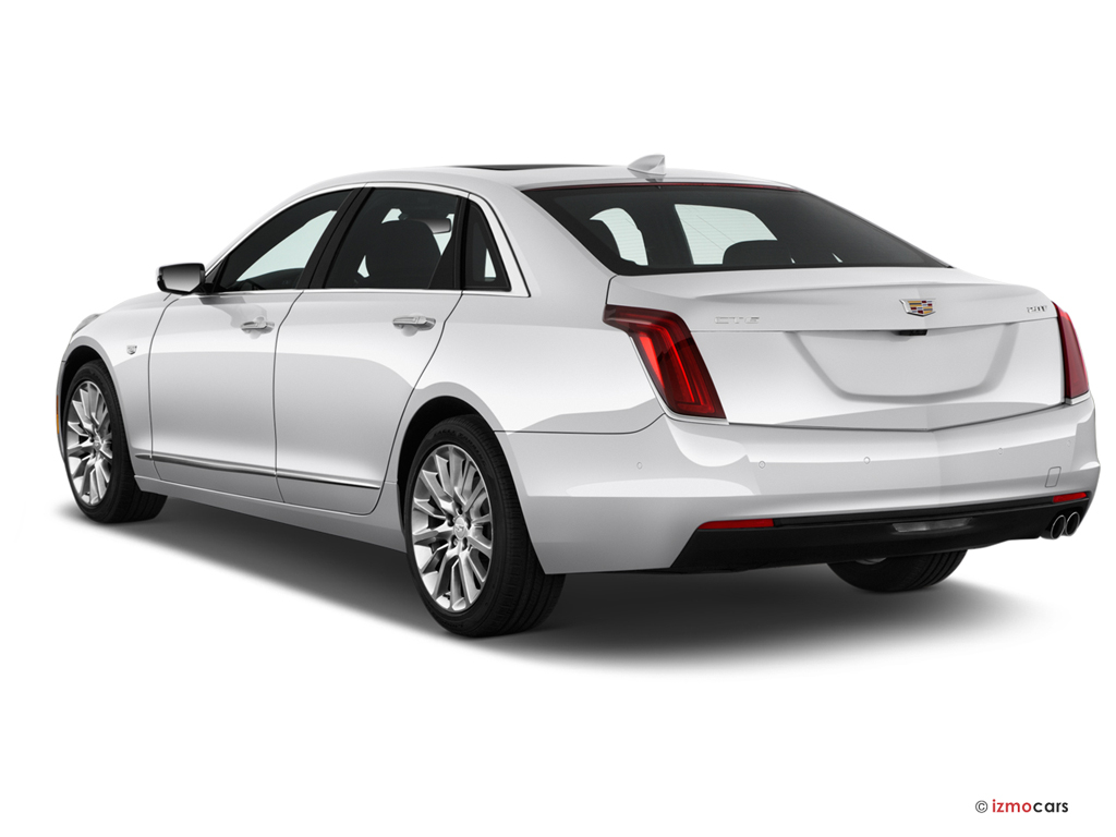 2017 Cadillac CT6 3.0L Twin Turbo Premium Luxury