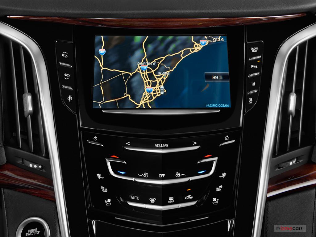 2017 Cadillac Escalade ESV Platinum Edition