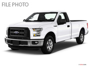 2017 Ford F-150 2WD SUPERCREW BOX SuperCrew Cab