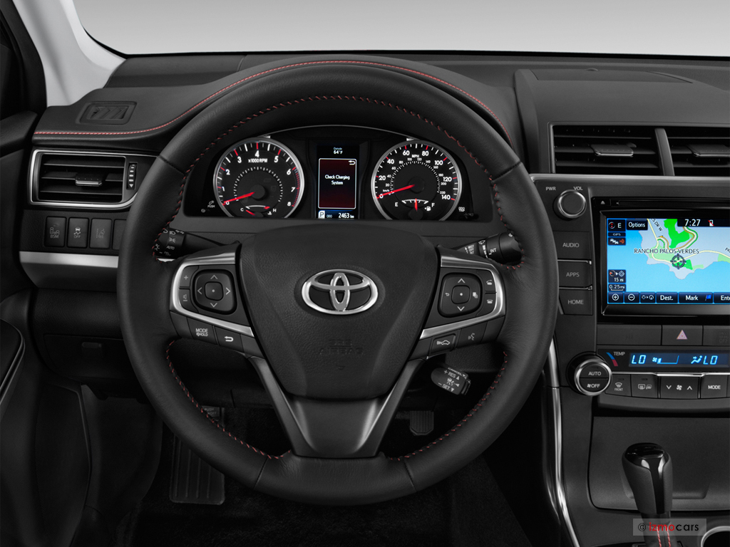 Orr Toyota Hot Springs 2017 Toyota Camry Se Midsize