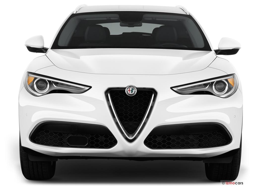2018 Alfa Romeo Stelvio SUV/Crossover Ti