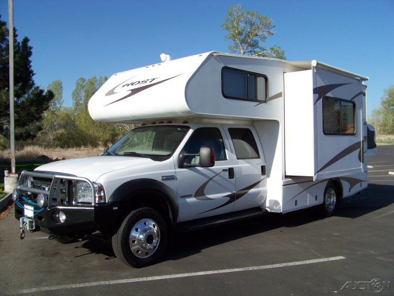 2007 Host 270 4x4 Powerstroke 1fdaw57p56ec52479 Nevada Rv