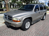 2001 Dodge Durango SLT-luxury Maintenance completed