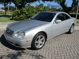 2001 Mercedes-Benz CL-Class CL600 V-12 Maintenance inspection completed