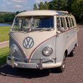 1959 Volkswagen 19-Window Bus Van