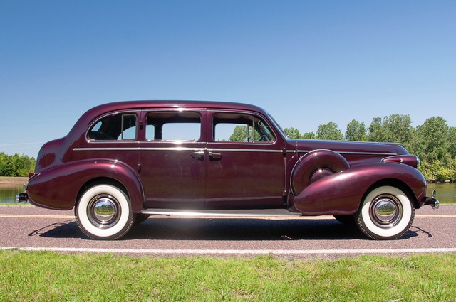 1939 Buick Limited 1