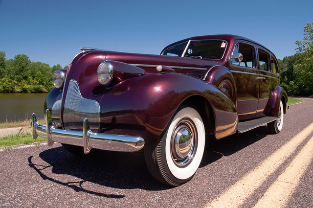 1939 Buick Limited 2