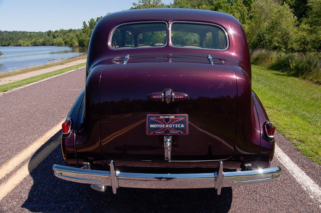 1939 Buick Limited 5