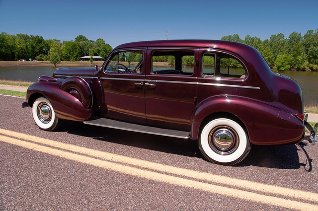 1939 Buick Limited 6