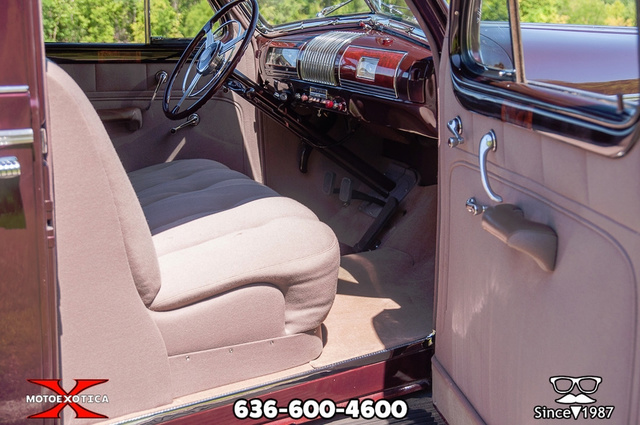 1939 Buick Limited 123