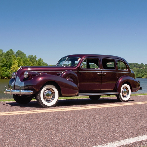 1939 Buick Limited 184