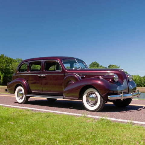 1939 Buick Limited 23