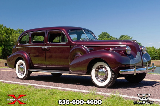 1939 Buick Limited 24