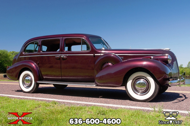 1939 Buick Limited 25