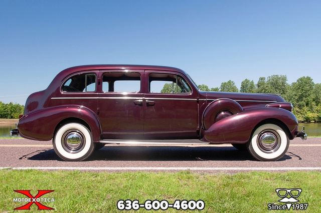 1939 Buick Limited 26