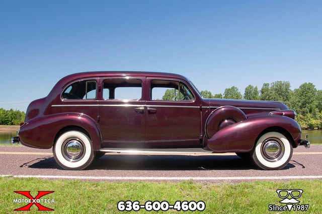 1939 Buick Limited 27