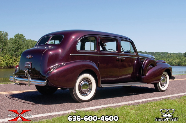 1939 Buick Limited 29