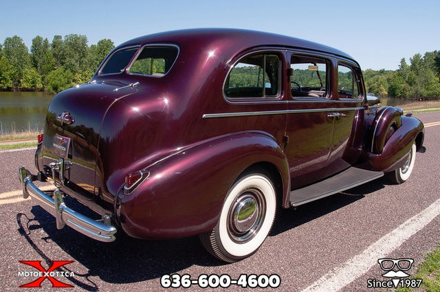 1939 Buick Limited 30